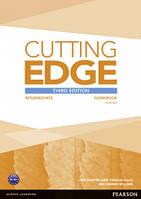 Cutting Edge 3rd ed Intermediate Workbook + Key Pearson