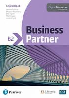 Business Partner B2 Coursebook Pearson