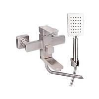 Змішувач для ванни з нержавіючої сталі AISI 304 WAL-123NG-PLATZ110