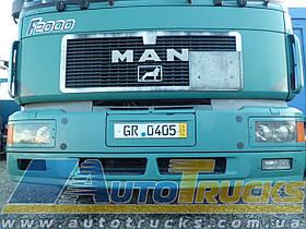 Бампер Б/у для MAN F 2000 (81416104114; 81416100150)