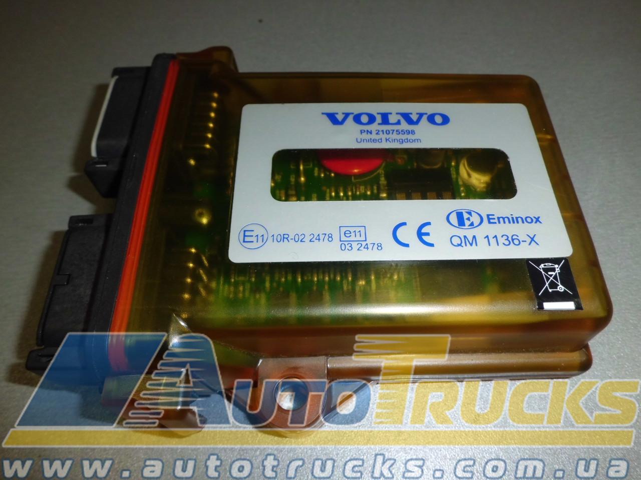 Блок управління Сажового фільтра Б/у для VOLVO (21075598)