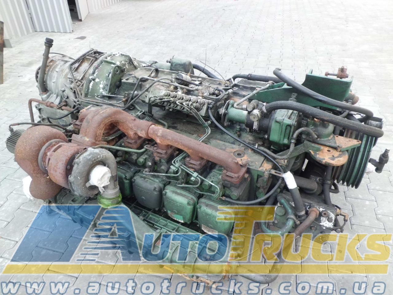 Двигатель THD104KB Б/у для VOLVO B10