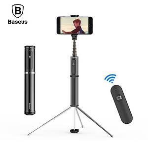 Селфи палка беспроводной монопод-штатив Baseus Fully Folding Bluetooth Selfie Stick SUDYZP-D1