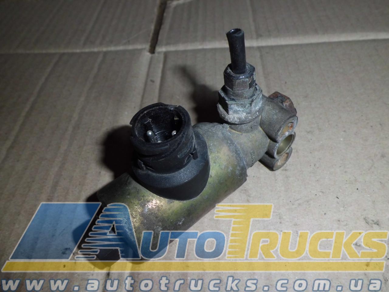 Кран електроклапан Б/у для Mercedes-Benz Actros (0049978536; 0049975536;)