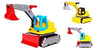 Игрушка Трактор Технок - 221034