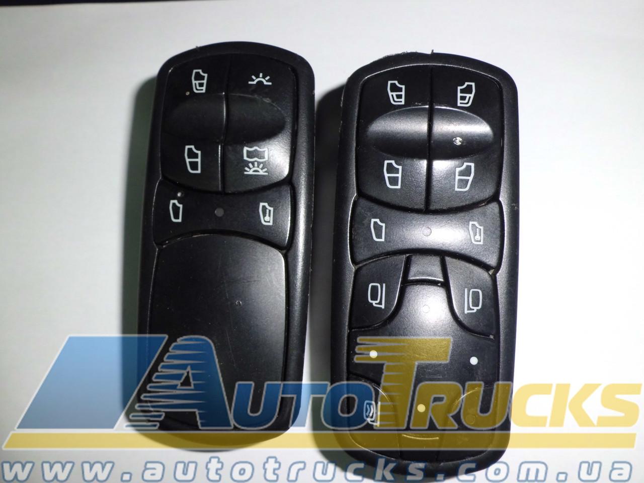Кнопки Стеклоподьемника Б/у для Mercedes-Benz Actros (9438200197)