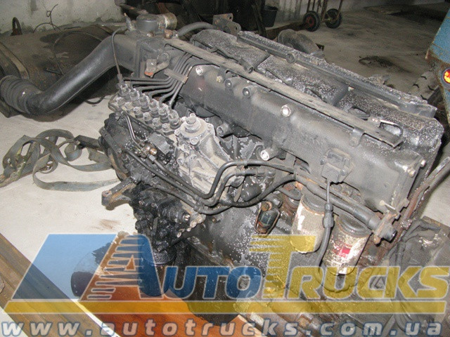 Двигатель Б/у для MAN F 2000 (D 0826 LF)