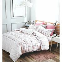 Бюджетные  двухспальние  комлекты постельного белья. Комлекти  постели полусатин .Большой выбор.