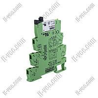 Модуль реле Phoenix Contact REL-MR-24DC/21+PLC-BSC-24DC/21, 24VDC 8A/250VAC 2A/24VDC
