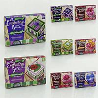 Набор для творчества Danko Toys Шкатулка Embroidery Box, 8 видов SKL11-180926