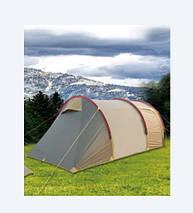Палатка трехместная GreenCamp Х-1017, фото 3