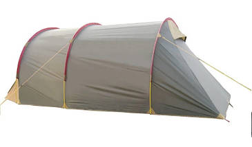 Палатка трехместная GreenCamp Х-1017, фото 2