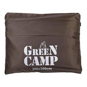 Підлогу додатковий для намету, тенту GreenCamp GC1658-2 розмір 300*300