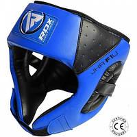 Шлемы для бокса и единоборств детский RDX Blue