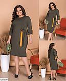 Жіноче плаття (розміри 48-62) 0229-87, фото 2