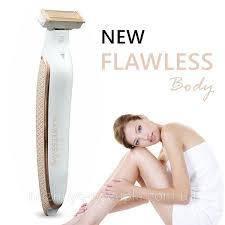 Электробритва для женщин flawless body,триммер, фото 2