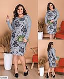 Женское платье   (размеры 48-62) 0229-94, фото 2