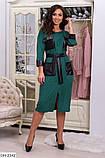 Женское платье   (размеры 48-54) 0229-96, фото 4