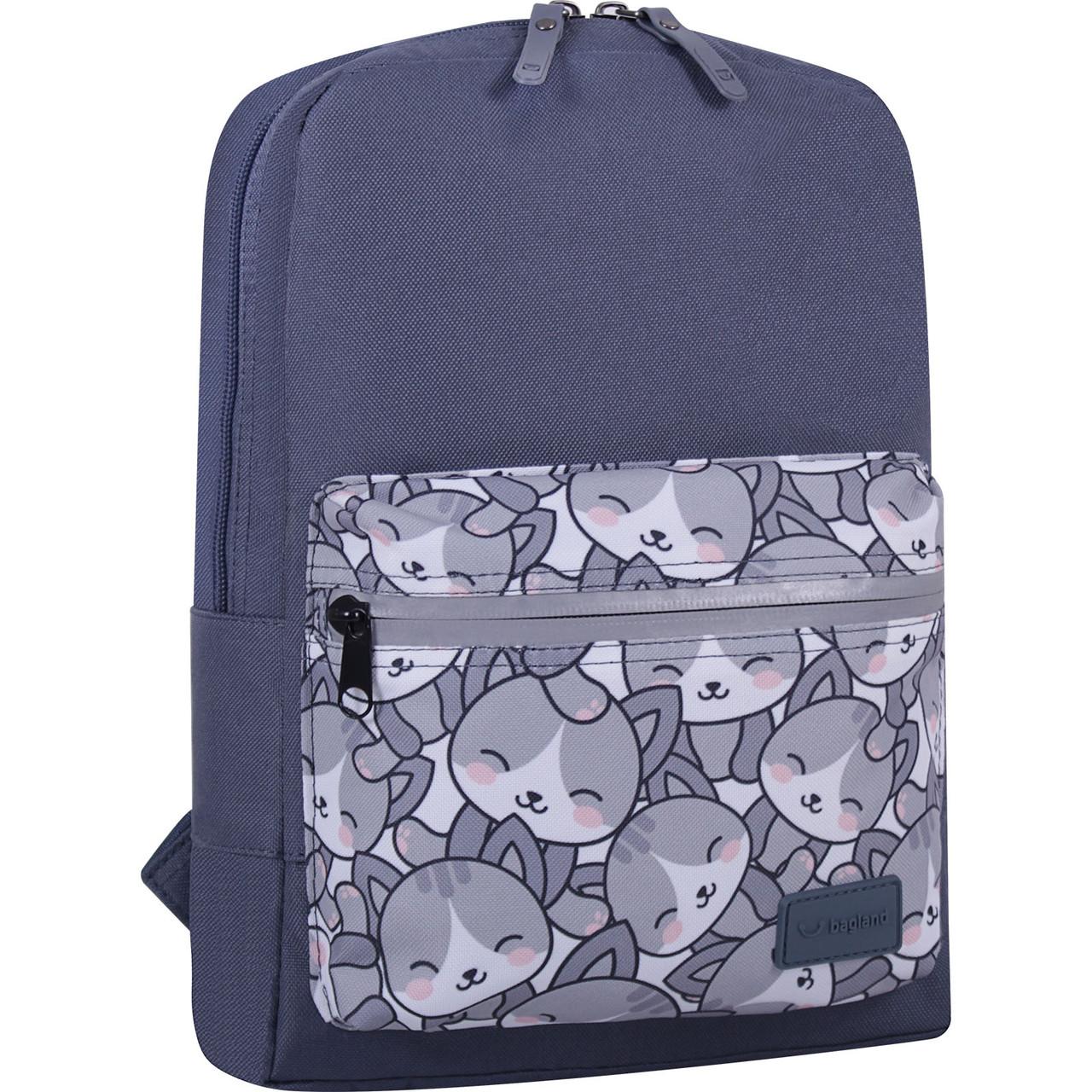 Рюкзак Bagland Молодежный mini 8 л. котята