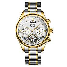 HAIQIN 8510 автоматические механические мужские часы