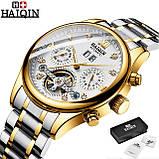 HAIQIN 8510 автоматические механические мужские часы, фото 2