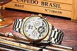 HAIQIN 8510 автоматические механические мужские часы, фото 4