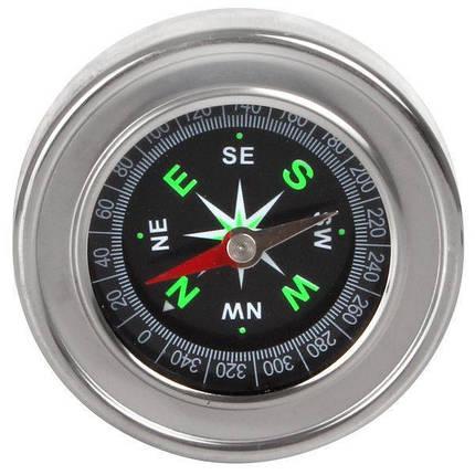 Компас магнитный LP75 диаметр 75 мм, фото 2
