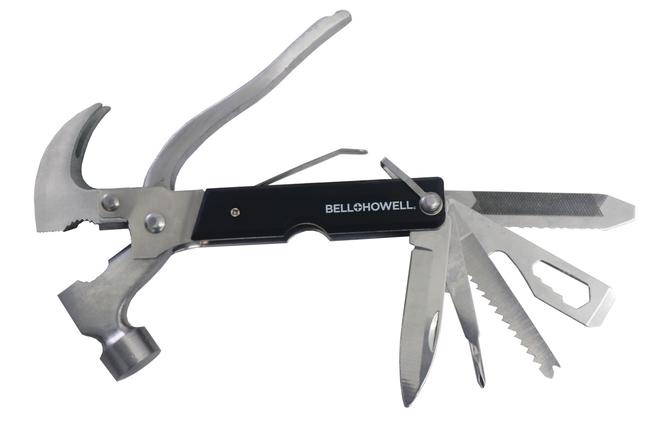 Инструмент Мультитул Tac Tool 18 in 1 многофункциональный и компактный молот нержавеющая сталь, фото 2