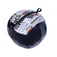Медицинбол для фитнеса и кроссфита V`Noks 9 кг