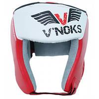 Шлемы для бокса и единоборств V`Noks Lotta Red XL