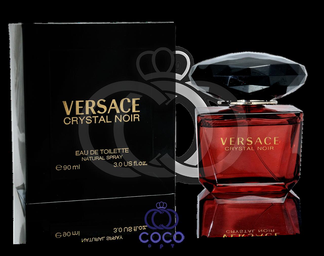 Туалетная вода Versace Crystal Noir уценка