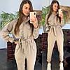Комбинезон, ткань: мокрый джинс.  Размер:  S(42-44) M(44-46). Разные цвета(165), фото 2
