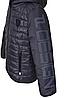 Модная куртка бомбер для мальчика подростка, фото 7