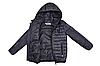Модная куртка бомбер для мальчика подростка, фото 10