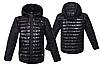 Модная куртка бомбер для мальчика подростка, фото 4