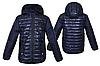 Модная куртка бомбер для мальчика подростка, фото 3