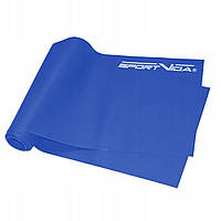 Лента-эспандер для спорта и реабилитации SportVida Flat Stretch Band 200 х 15 см 10-15 кг SV-HK0186 - 227843
