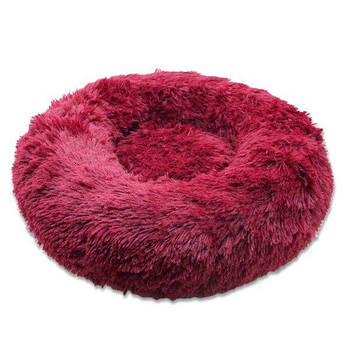 Лежак для собак мономах, розовый, 48х38 см