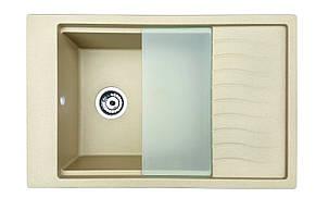Мийка кухонна гранітна XL 6s (780x500x190 mm)