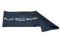 Резинка для фитнеса и спорта, лента-эспандер эластичная 4FIZJO Flat Band 200 см х 0.4 мм 4FJ0007 - 227509