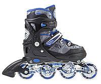 Роликовые коньки Nils Extreme NA1118A Size 39-42 Blue - 227334
