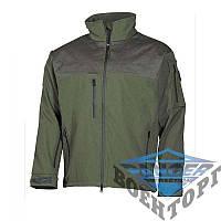 Курточка тактическая мужская софтшелл куртка SOFT SHELL