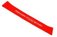 Резинка для фитнеса и спорта, лента-эспандер эластичная 4FIZJO Mini Power Band 1-3 кг 4FJ0009 - 227514