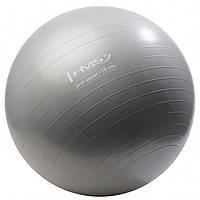 Мяч для фитнеса, фитбол Hms YB02 75 см Anti-Burst Silver - 227423, фото 1
