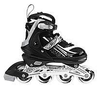 Роликовые коньки Nils Extreme NA1123A Size 31-34 Black - 227276