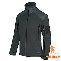 Куртка флисовая Helikon-Tex® LIBERTY Jacket - Double Fleece - Jungle Green 2XL