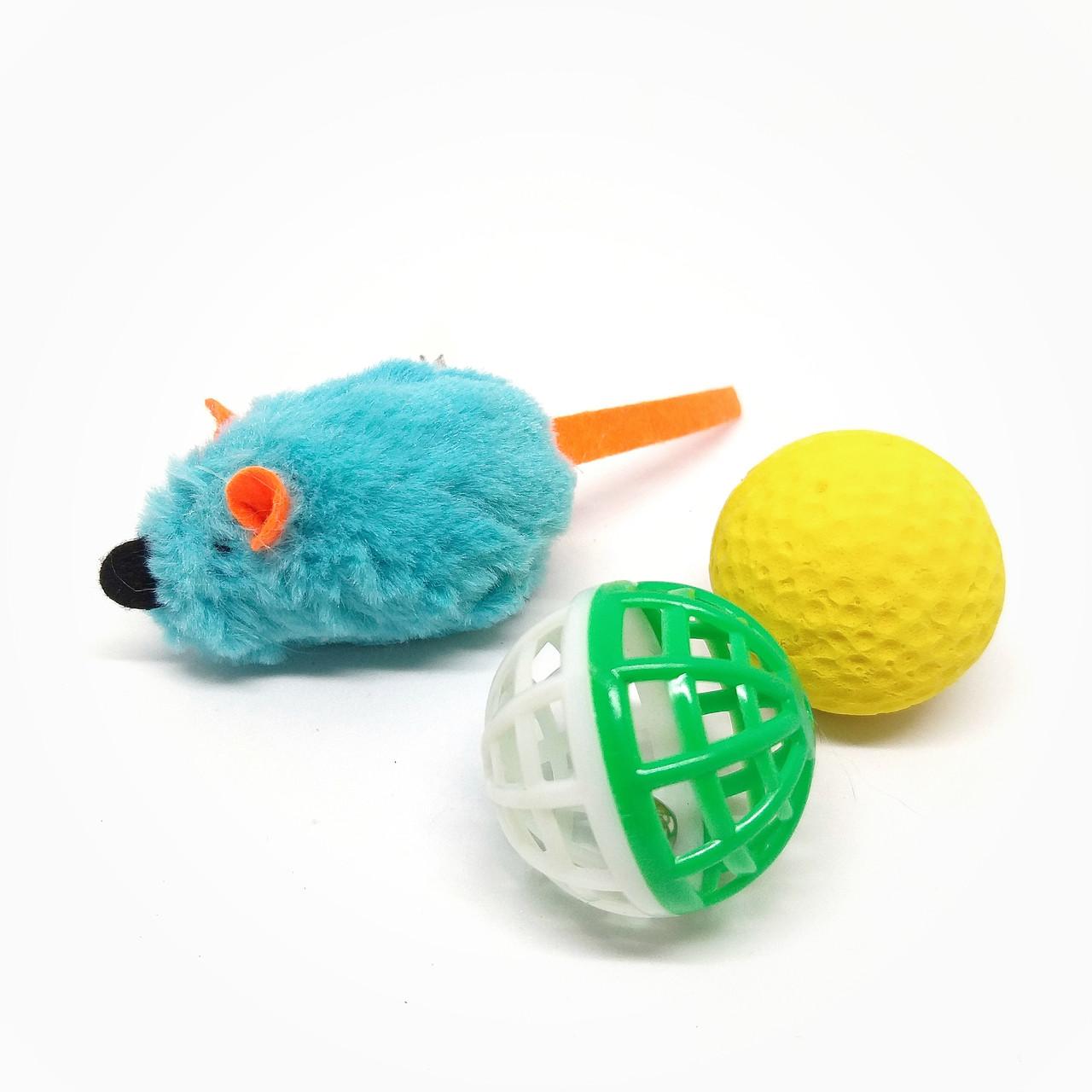 Набір іграшок для кішок Zizi PL-104