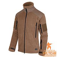 Куртка флисовая Helikon-Tex® LIBERTY Jacket - Double Fleece - Coyote
