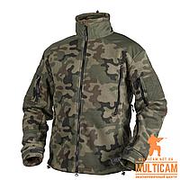 Куртка флисовая Helikon-Tex® LIBERTY Jacket - Double Fleece - PL Woodland 3XL