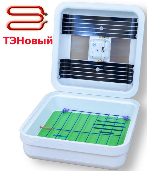 Инкубатор Рябушка 70 яиц механический, аналоговый